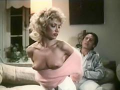 Vintage voyeur tease
