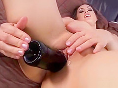Crazy Sex Things Used By Alone Hot Girl (misty anderson) clip-12