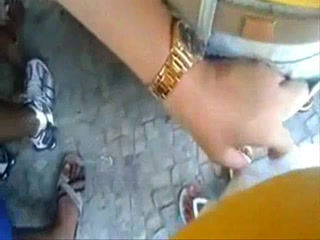 public dick touch